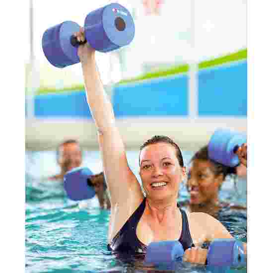 "Sport-Thieme ""Sportime"" Aqua Jogging Dumbbells Junior length: approx. 28 cm, ø 9 cm"