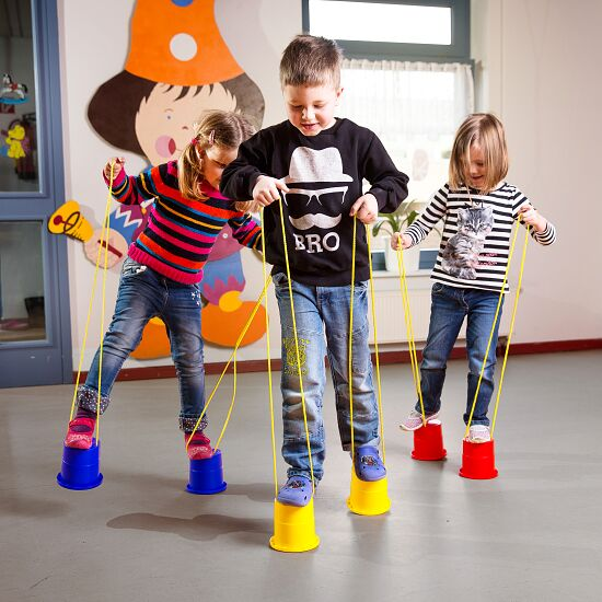 "Sport-Thieme® ""Sportime"" Pot Stilts"
