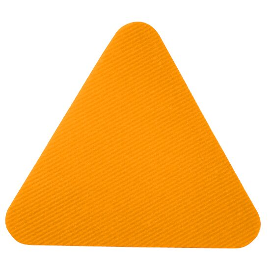 Sport-Thieme® Sports Tile Orange, Triangle, edge length 30 cm