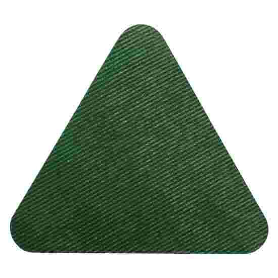 Sport-Thieme Sports Tiles Green, Triangle, edge length 30 cm
