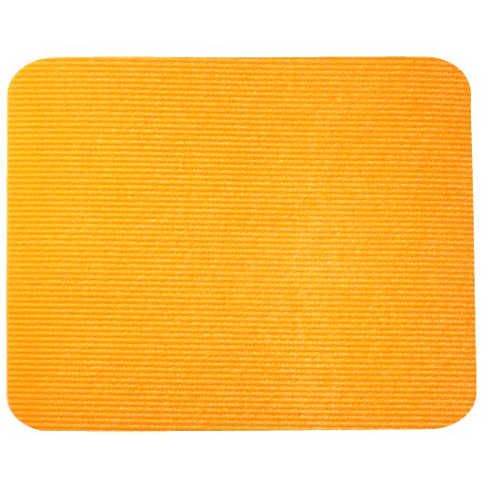 Sport-Thieme® Sportsfliser Orange, Rektangel, 40x30 cm.