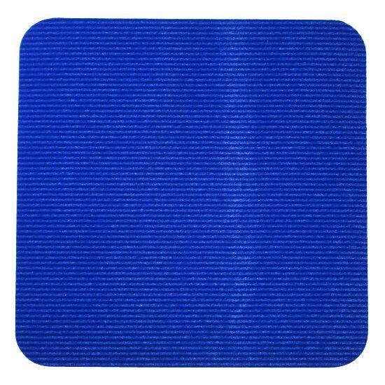 Sport-Thieme® Sportsfliser Blå, Kvadrat, 30x30 cm.