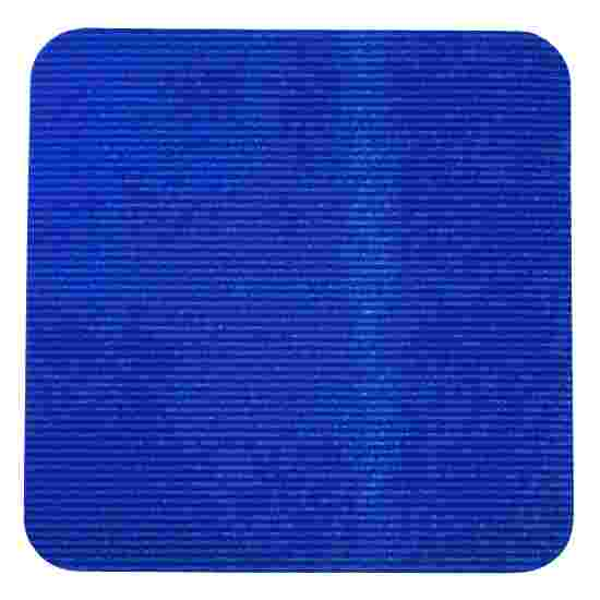 Sport-Thieme Sportsfliser Blå, Kvadrat, 30x30 cm.