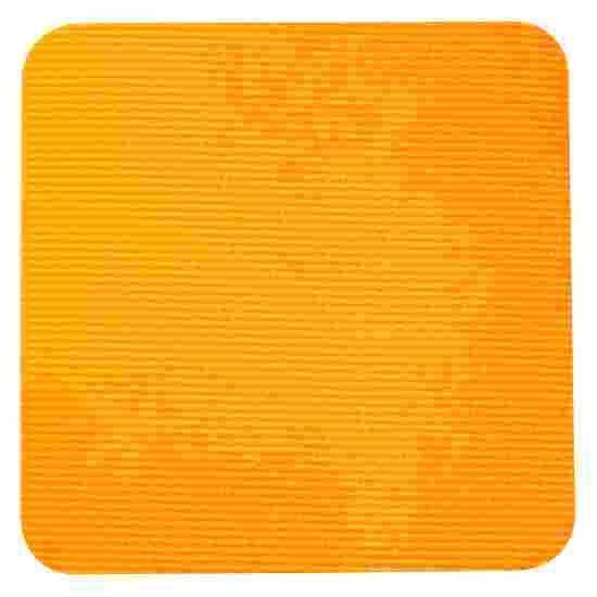 Sport-Thieme Sportsfliser Orange, Kvadrat, 30x30 cm.