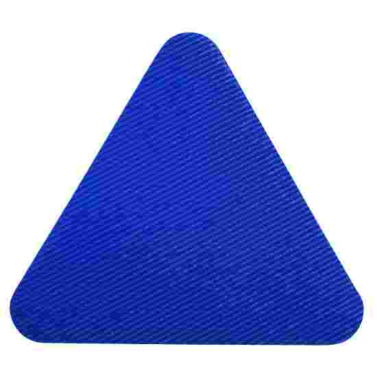 Sport-Thieme Sportsfliser Blå, Trekant, kantlængde: 30 cm.