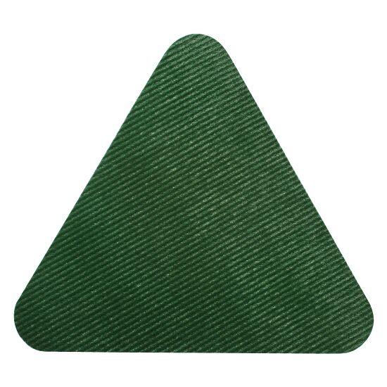 Sport-Thieme® Sportsfliser Grøn, Trekant, kantlængde: 30 cm.