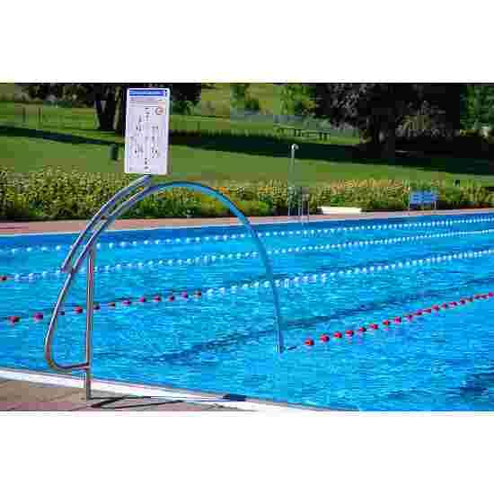 Sport-Thieme Stainless Steel Swim-Through Arches