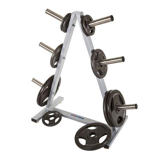 Sport-Thieme® Stativ til skivevægte 50 mm, 6 tapper