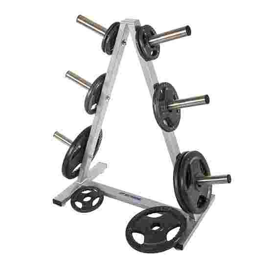 Sport-Thieme Stativ til skivevægte 50 mm, 6 tapper