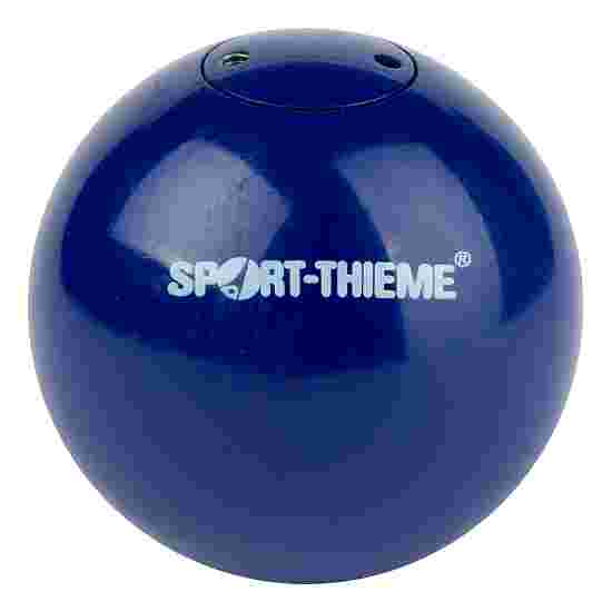 "Sport-Thieme ""Steel"" Competition Shot Put 2 kg, blue, ø 80 mm"