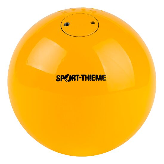 "Sport-Thieme ""Steel"" Competition Shot Put 7.26 kg, yellow, ø 125 mm"