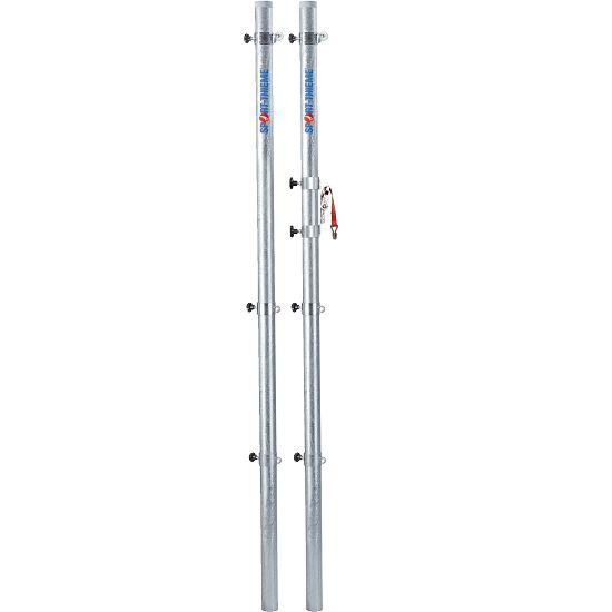 Sport-Thieme Steel Volleyball Posts, ø 83 mm