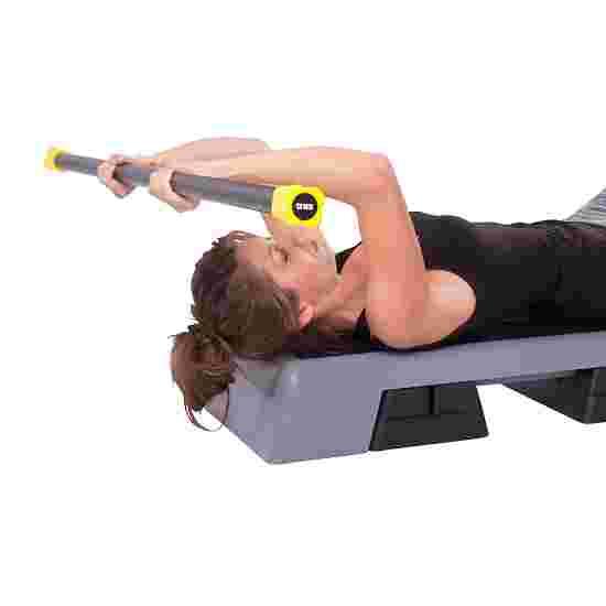 Sport-Thieme Steel Weighted Bar 5 kg, Gelb