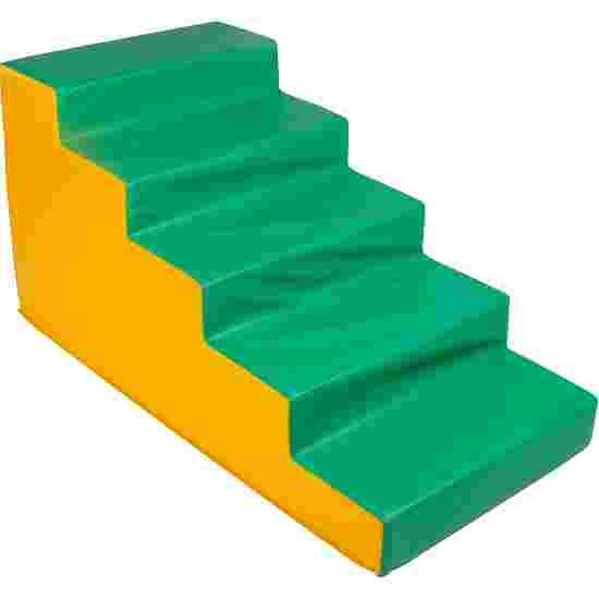 Sport-Thieme Steps 5-step, 120x60x60 cm