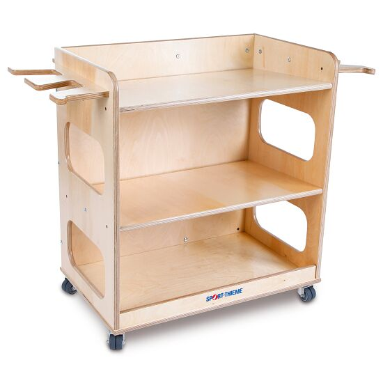 Sport-Thieme Storage Trolley Trolley without contents