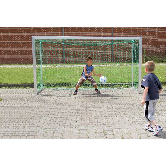 Sport-Thieme Street Football Goal Screwed together, with patented corner joints