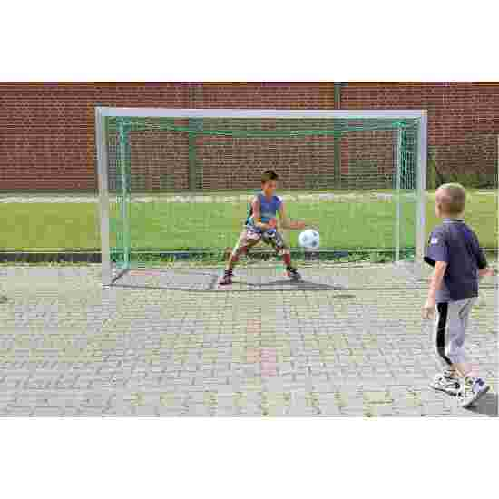 Sport-Thieme Street-Soccer-Fußballtor Verschraubt, Premium-Stahl-Eckverbindung