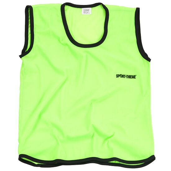 "Sport-Thieme ""Stretch Premium"" Team Bibs Adults, (WxL) approx. 55x70 cm, Green"