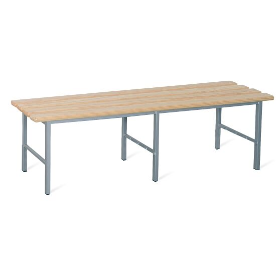 """Sport-Thieme """"Style A"""" Changing Room Bench Without shoe shelf"""