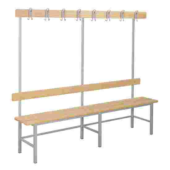 """Sport-Thieme """"Style B"""" Changing Room Bench Without shoe shelf"""