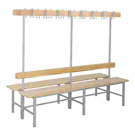 """Sport-Thieme """"Style C"""" Changing Room Bench Without shoe shelf"""