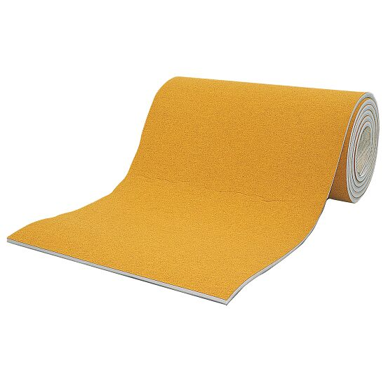 "Sport-Thieme® ""Super"" Gymnastics Mats and Floor Mats by the Metre 35 mm, Width 200 cm, amber-coloured"