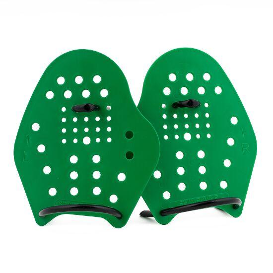 Sport-Thieme® Swim-Power® Paddles Größe S, 19x16 cm, Grün