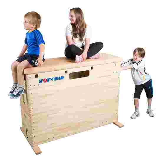 Sport-Thieme Swivel Castor Kit For 4-, 5- and 6-part boxes