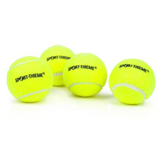 "Sport-Thieme® Tennisbolde ""Trainer"" Sæt med 4 stk."