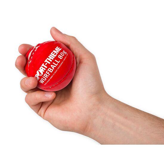 Sport-Thieme Throwing Ball 80-g Red