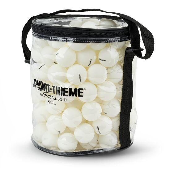 Sport-Thieme® Tischtennis-Balltasche Bälle Weiß