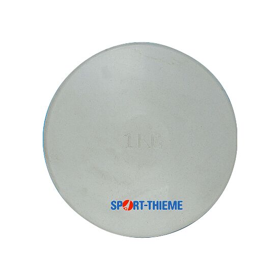 Sport-Thieme® trænings-diskos af gummi 1 kg
