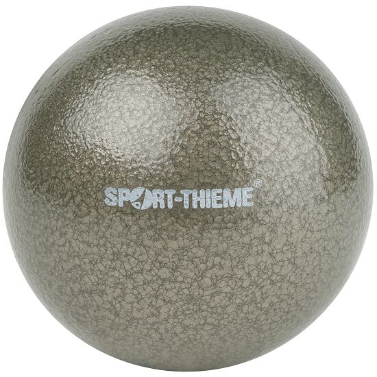 Sport-Thieme® Trænings-Stødkugle 4 kg, sort, ø 102 mm