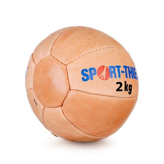 "Sport-Thieme® ""Tradition"" Medicine Ball 2 kg, ø 25 cm"
