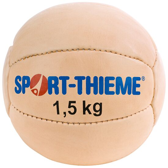 "Sport-Thieme ""Tradition"" Medicine Ball 1.5 kg, ø 23 cm"