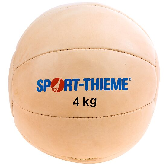 "Sport-Thieme ""Tradition"" Medicine Ball 4 kg, ø 33 cm"
