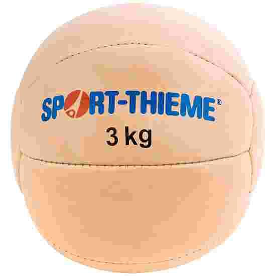 "Sport-Thieme ""Tradition"" Medicine Ball 3 kg, ø 28 cm"