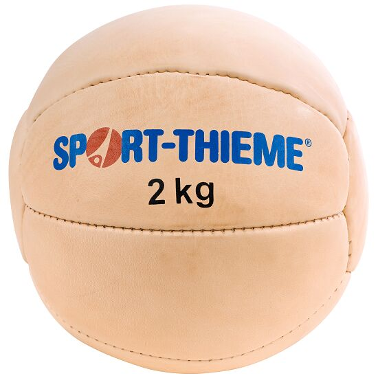 "Sport-Thieme ""Tradition"" Medicine Ball 2 kg, ø 25 cm"