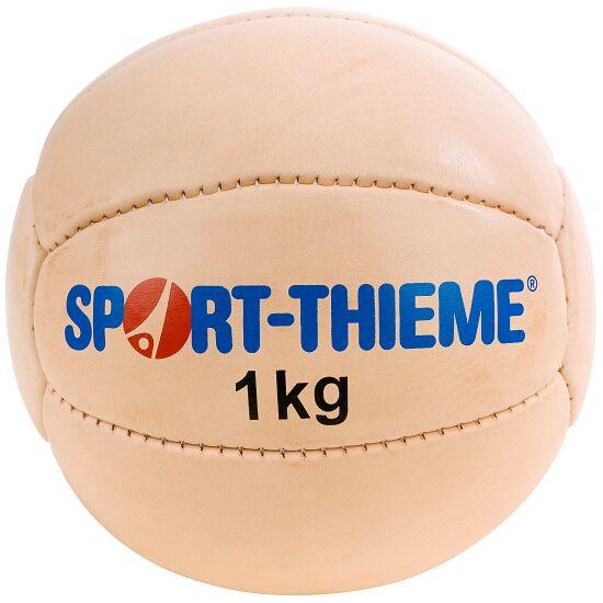 "Sport-Thieme ""Tradition"" Medicine Ball 1 kg, ø 19 cm"
