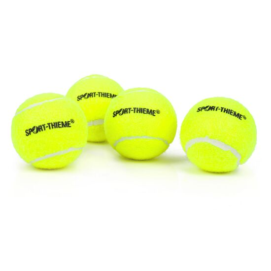 "Sport-Thieme® ""Trainer"" Tennis Balls Set of 4"