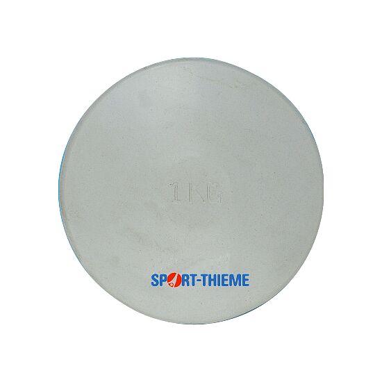 Sport-Thieme Training Discus Rubber 1 kg