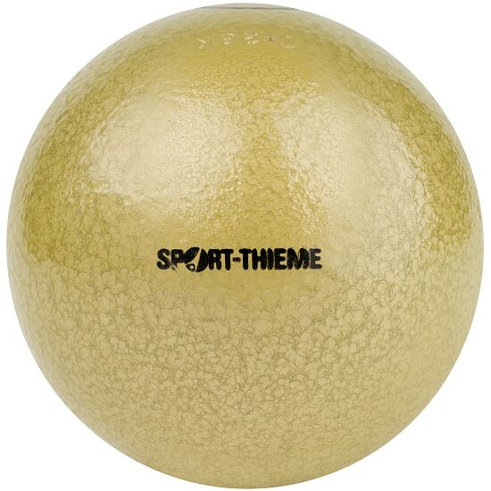 Sport-Thieme® Training Shot Put 7.26 kg, yellow, ø 126 mm