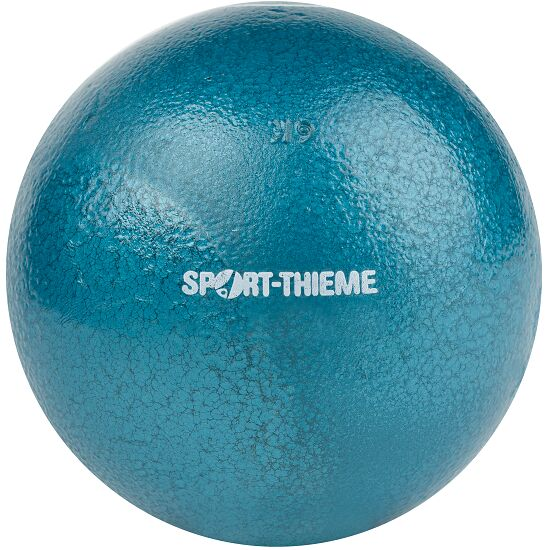 "Sport-Thieme Trainings-Stoßkugel ""School"" 6 kg, Blau, ø 119 mm"