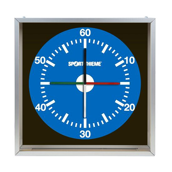 "Sport-Thieme ® Trainingsuhr ""Prima Super"" 90x90 cm"