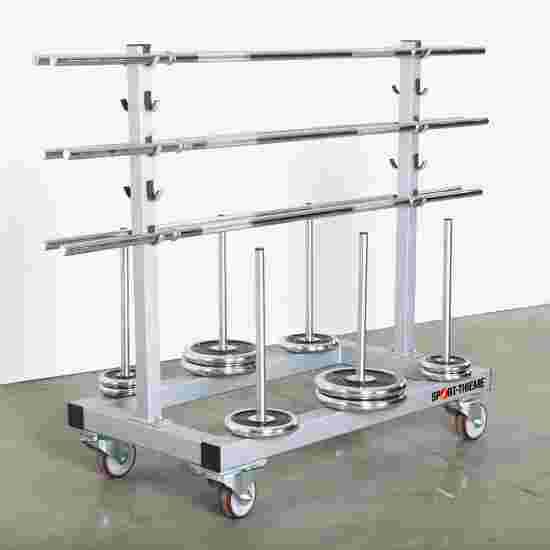 Sport-Thieme Transportabelt stativ til håndvægte