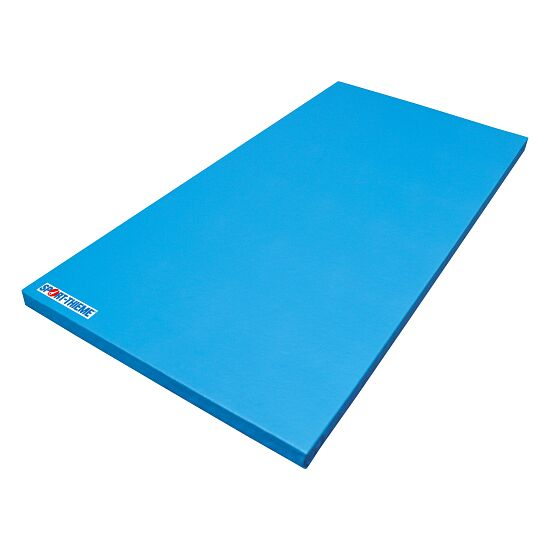"""Sport-Thieme® Turnmatte """"Superleicht"""" Blau, 100x50x6 cm"""