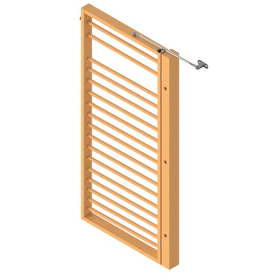 Sport-Thieme TuWa Fold-Out Wall Bars