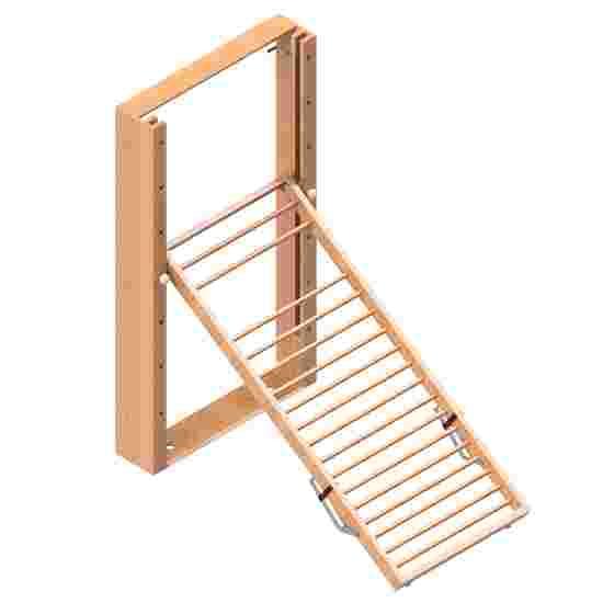 Sport-Thieme TuWa Folding Gymnastics Wall Wall bars, Without fall protection mats