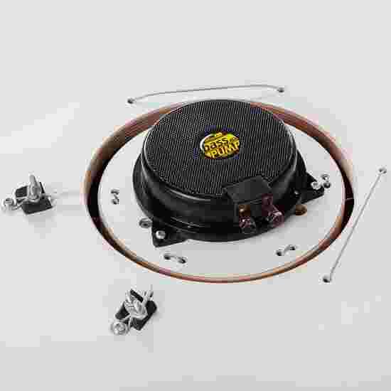 Sport-Thieme Underbygning til musikvandseng 200x220x40 cm, Med 4 pulsgivere