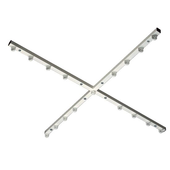 Sport-Thieme® Universal Ceiling Crossbar Direct mounting onto concrete ceilings